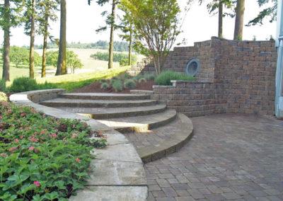 Landscape Design And Installation C And D Landscape Co